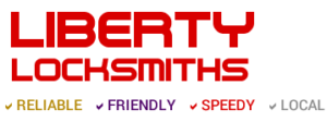 liberty locksmiths logo
