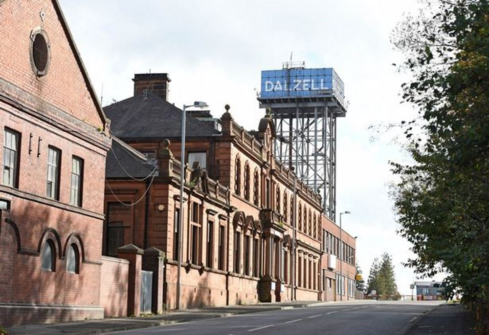 motherwell steel works
