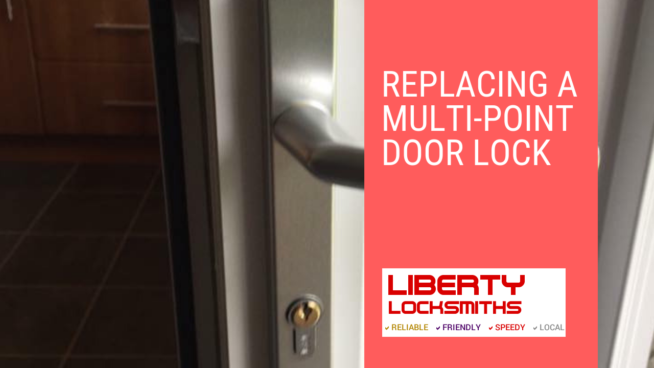 replacing a multi point lock