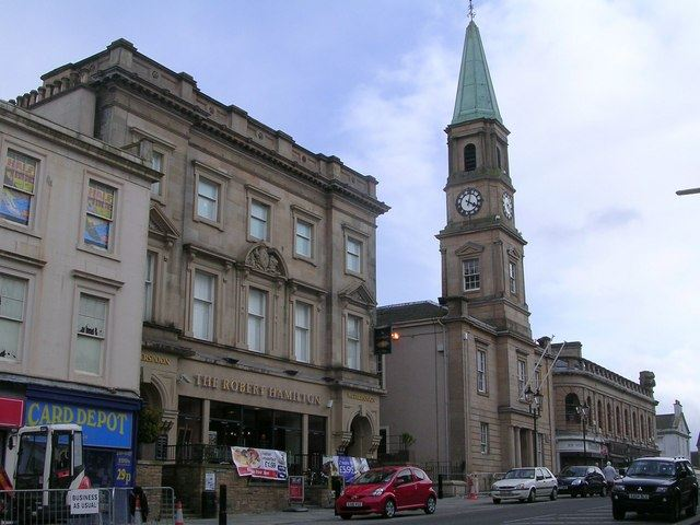 Airdrie town